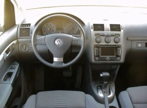 VW Touran 2.0 TDI DSG